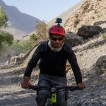 Rock climbing and mountain biking guide in Tajikistan