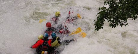 White water rafting opportunites in Tajikistan