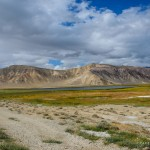 Bulunkul Lake, Pamir highway