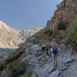 Trekking in yagnob valley, Tajikistan
