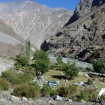 Bartang valley, Pamir highway,Tajikistan