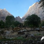 marghib Village, Ayni District, Tajikistan