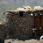 Yagnob House, yagnob valley, Tajikistan